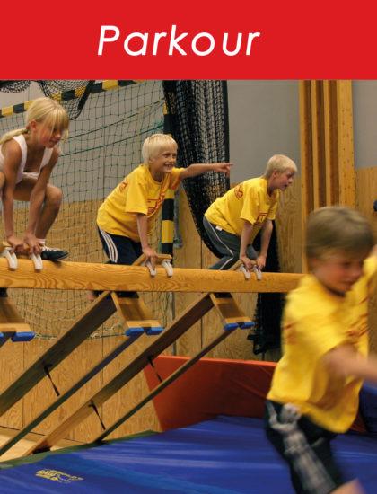 Parkour – Stockholm Sport Academy
