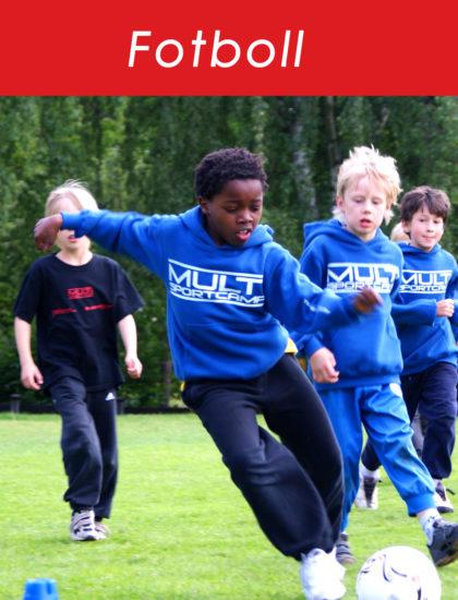 Fotboll – Stockholm Sport Academy