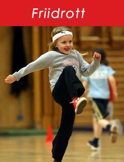 Friidrott – Stockholm Sport Academy