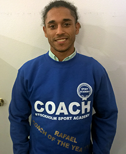 Stockholm Sport Academy - Årets tränare