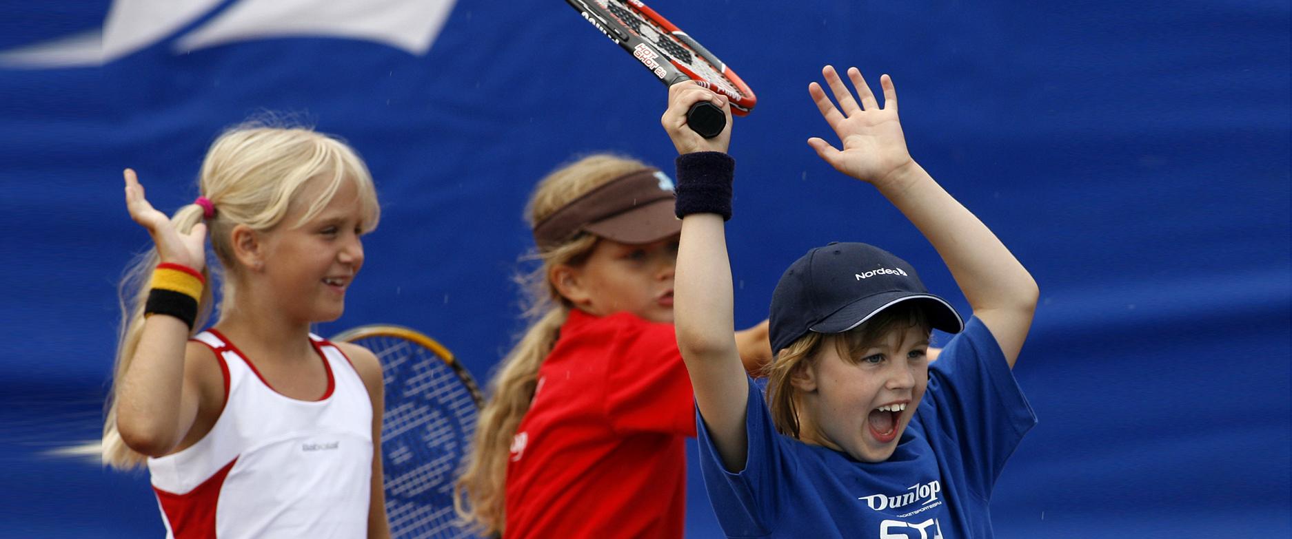 Tennis läger Stockholm Tennis Academy