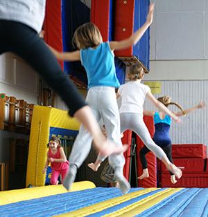 Akrobatik Stockholm Sport Academy