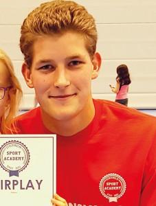 Christopher Stockholm Sport Academy