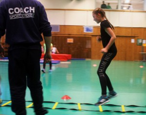 Friidrott Stockholm Sport Academy