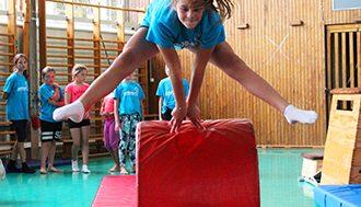 Akrobatikläger