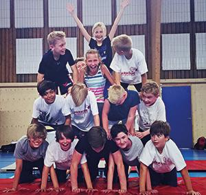 Stockholm Sport Academy Akrobatik