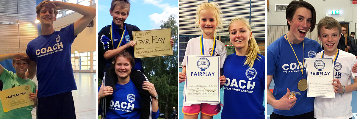 Fairplay Stockholm Sport Academy