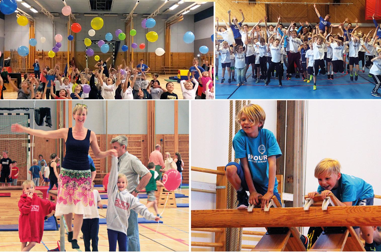 Sport Jam Stockholm Sport Academy