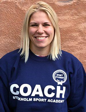 Mette N, Sport Manager Stockholm Sport Academy